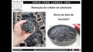 Landau Parte III: Desmontagem do Motor