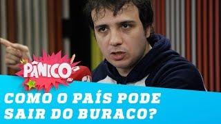 Líder do MBL diz como a política brasileira pode sair do buraco