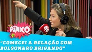 Joice Hasselmann falou que tuíte criticando Bolsonaro era FAKE?