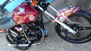 CG FORTE ! SÓ  KIT 190  CABEÇOTE E COMANDINHO, PRA COMPRAR PÃO . JR race e MMC Montando Moto em Casa