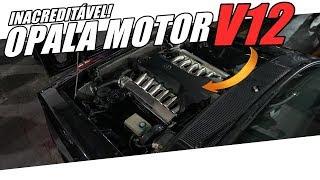 OPALA COM MOTOR DE BMW V12! ESSES JOVENS NUNCA PARAM! Vlog7008