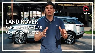 RR Velar - Review Completo - Land Rover - Top Car