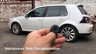 Golf MK4 Sportline 1.6 Difusor Controle + Escape Esportivo - New Escapamentos