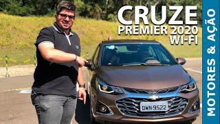 Cruze Premier WI-FI 2020 | Chevrolet | GM | motoreseacao