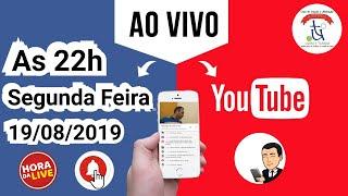 """""""LIVE - Um Pedido De Oração! 29° Dia..."""""""