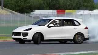 Porsche Cayenne Turbo S Drift Spec - Assetto Corsa