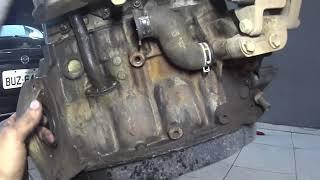 Desmontagem do motor do corsa!