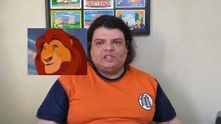 10 Vozes e Falas de O Rei Leão em 3 Minutos!