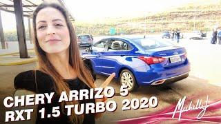 Chery Arrizo 5 RXT 1.5 Turbo 2020: o melhor custo benefício da categoria? Avaliação com Michelle J