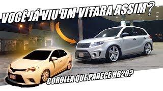 SUZUKI VITARA ÚNICO! COROLLA QUE PARECE HB20? TRIP7008 PARAGUAY