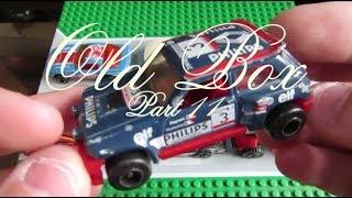 Old Box - Caixa de carrinhos antiga - Parte 11