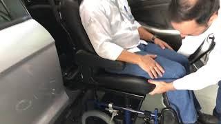 Banco Giratório - Ford Ecosport - Helio Mobilidade