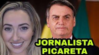 JORNALISTA SE PASSA POR CLIENTE DE HELOÍSA BOLSONARO E SERÁ PROCESSADO, ENTENDA