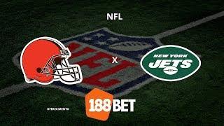 Dica de Aposta: NFL Semana 02 - Monday Night Football - Cleveland Browns x New York Jets - 16/09