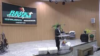 Culto IEQ-GV - Sexta-Feira - Com Profeta David Lacerda - NOITE - Deixe seu pedido de oração