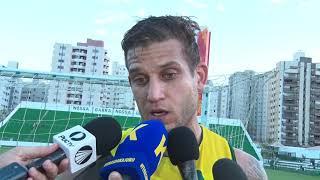 SagresTV: Rafael Moura faz desabafo após vitória sobre o Luverdense