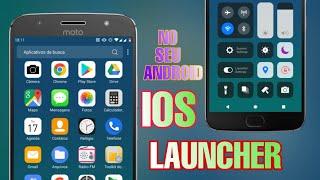 UAL!!! Esse Aplicativo vai mudar por completo seu celular Android e deixar igual ao iPhone XS IOS