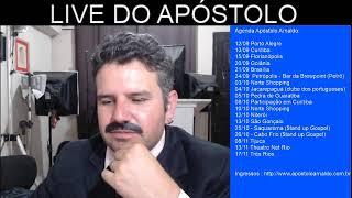 E esse Trivella? - Live do Apóstolo