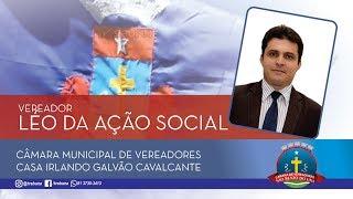 Vereador Léo da Ação Social (PTB) - Discurso - 11-09-2019