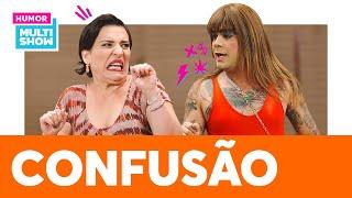 Xuxeta ou Kim Kardashian? Comparação gerou o MAIOR BARRACO! ? | Xilindró | #VCDECIDE Multishow