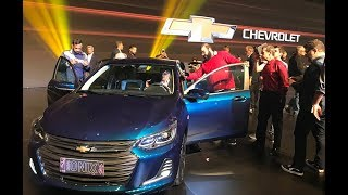 Como é o novo Onix fabricado pela GM em Gravataí