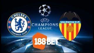 Dica de Aposta Chelsea x Valencia - Liga dos Campeões 2019/2020 - Rodada 01