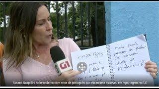 Guerra suja no Rio: Repórter da Globo é acusada de forjar reportagem
