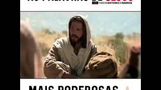 Palavras do nosso mestre Jesus Cristo