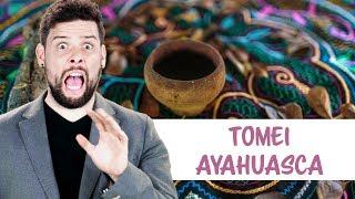 TOMEI AYAHUASCA - Fábio Lins - Stand up