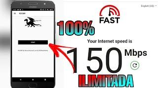 SAIU NOVO APLICATIVO DE INTERNET GRÁTIS 100% ILIMITADA • 17/09