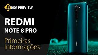 Redmi Note 8 Pro | Vale a pena comprar? Tudo o que você precisa saber! | Review/Analise