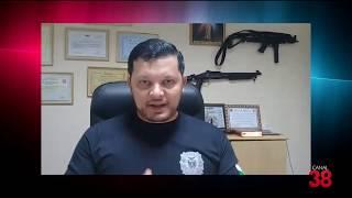 DELEGADO RICARDO FALA DAS ÚLTIMAS OCORRÊNCIAS ATENDIDAS PELA POLÍCIA CIVIL DE FAXINAL