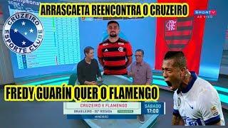 O Flamengo está impossível mais uma contratação de peso