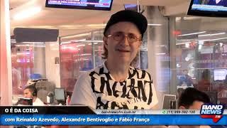 REINALDO AZEVEDO : LIDERES PARTIDÁRIOS SE MOBILIZAM PARA COMBATER A POSSÍVEL REELEIÇÃO DE BOLSONARO