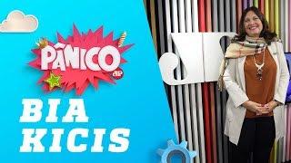 Bia Kicis - Pânico - 06/09/19