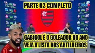 A torcida do Flamengo em lua de mel com o time