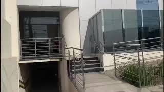 Construção estacionamento quadrangular em valadares
