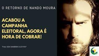 13/09/2019: #335 - NANDO MOURA VOLTOU COBRANDO. E VOCÊ, NÃO VAI COBRAR?
