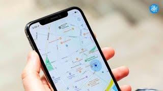 Como ativar o indicador de velocidade no Google Maps
