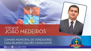 Vereador João Medeiros (PTC) - Discurso - 11-09-2019
