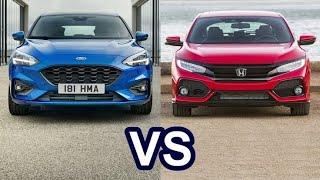 Ford Focus ST vs Honda Civic Type R. Qual é o melhor Hot hatch? | CmFocus Br