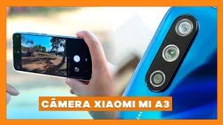 COMO FUNCIONA! CÂMERA DO XIAOMI MI A3! Review da câmera!