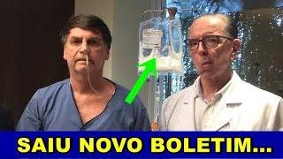 Estado de BOLSONARO Mudou e Temos NOVIDADES Hoje...