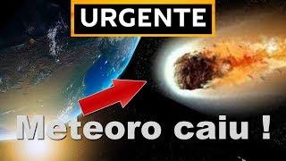 (( URGENTE)) Meteoro cai no Paraná explode no céu, e clarão é visto por moradores em várias cidades