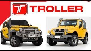 História Completa da marca brasileira TROLLER e seus veículos