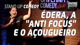 OLHA ESSA GALERA QUE FOI NO SHOW! - André Santi - Stand Up Comedy
