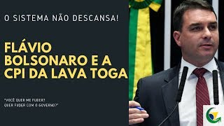14/09/2019: #336 - FLAVIO BOLSONARO X CPI LAVA TOGA
