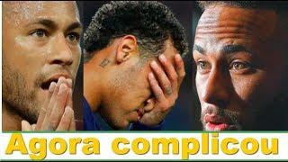 Neymar é colocado contra a parede recebe ultimato e agora terá dura missão pela frente