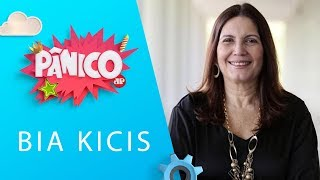 Bia Kicis (Deputada Federal do PSL/DF) | Pânico - 06/09/19