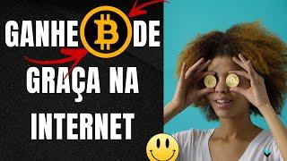 Ganhe BITCOIN Todos os Dias na Internet | Ganhar Dinheiro na Internet